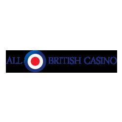 100% up to 100 GBP on 1st Deposit + 10% Cashback – All British Casino